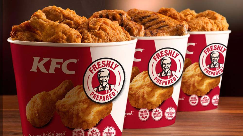 Food samples collected from KFC contains harmful pathognes in Telangana