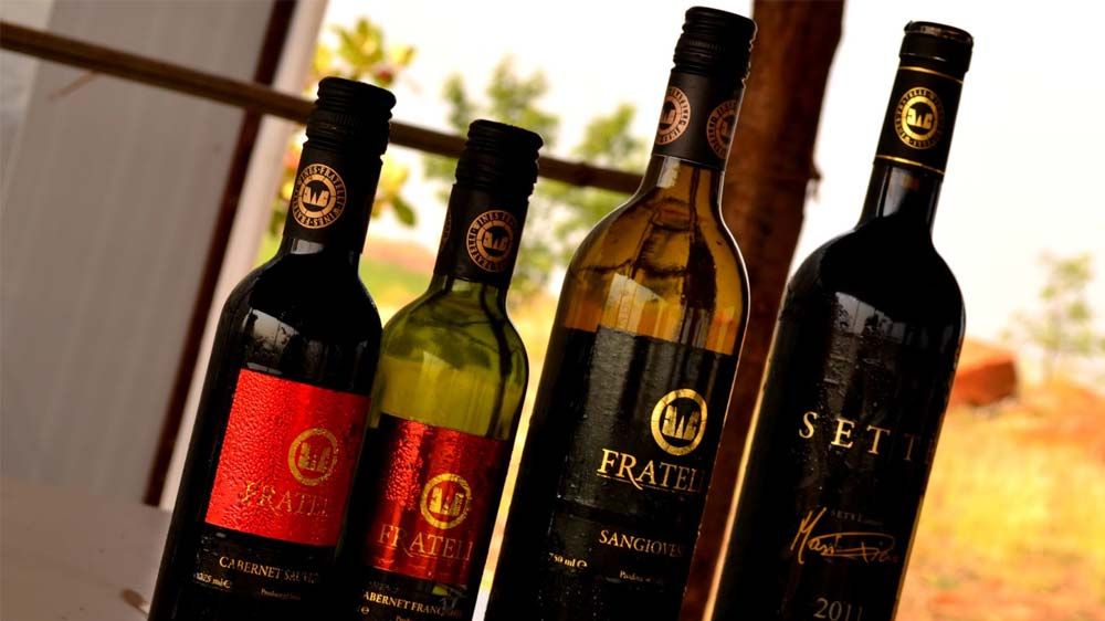 Fratelli Wines Earn Bronze Medal