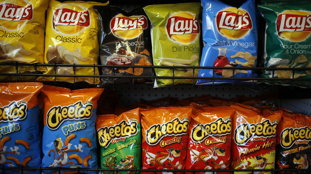 Check expiry dates on online packaged foods before ordering
