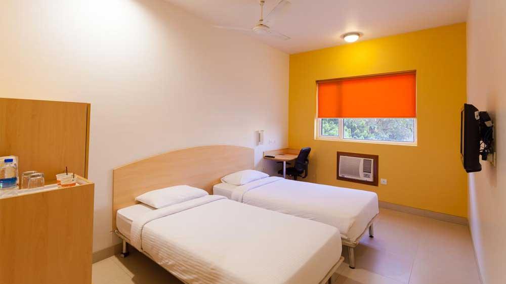 Ginger hotel now in Chandigarh