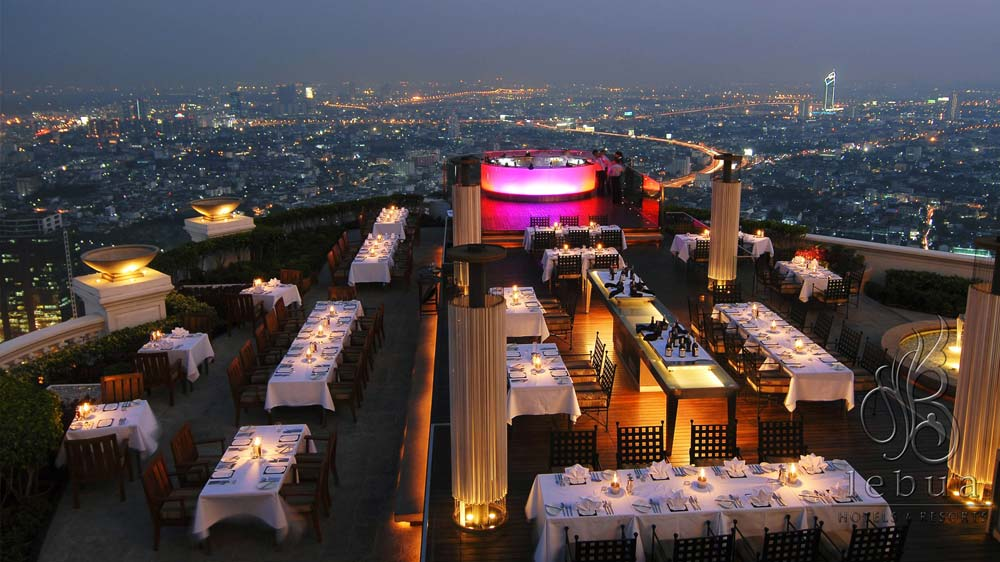 Global Luxury Award for Lebua
