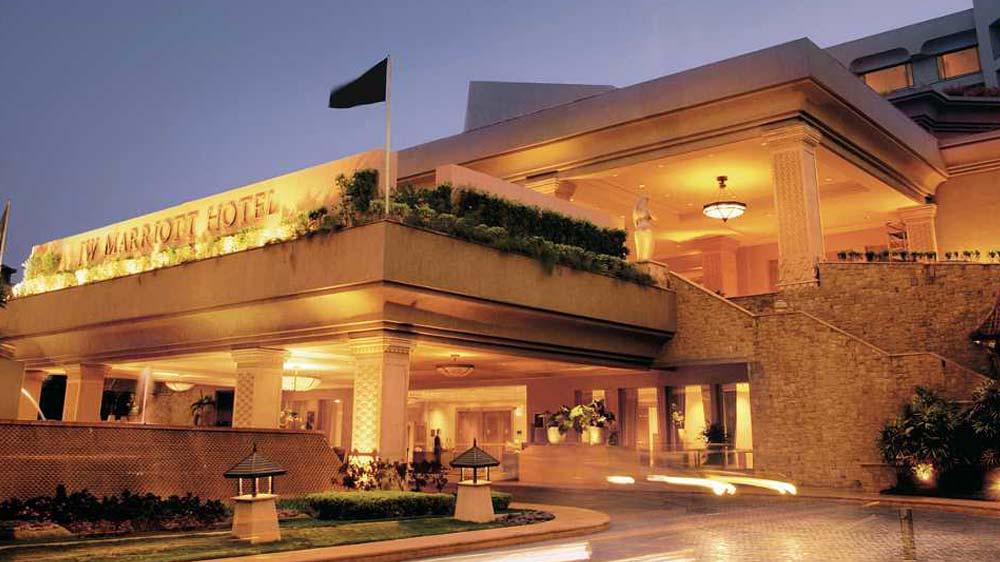 Go desi with JW Marriott