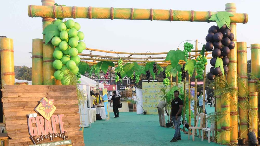 Goa to organise Wine festival from 23rd-26th January