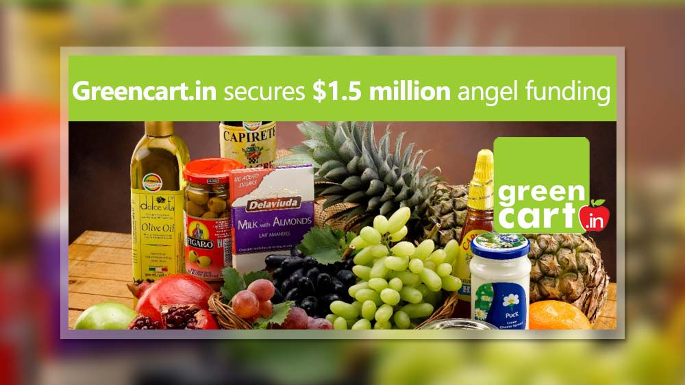 Greencart.in raises angel funding