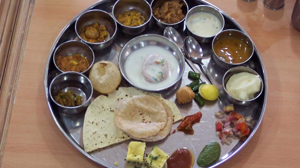 Gujrati Food Festival at The Resort