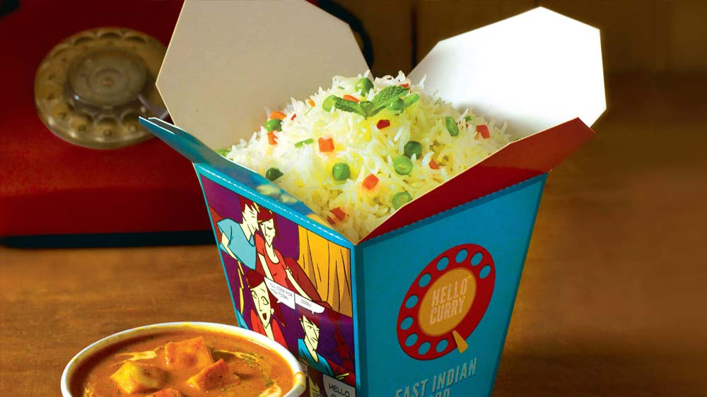Hello Curry launches \'Hello Paratha\'