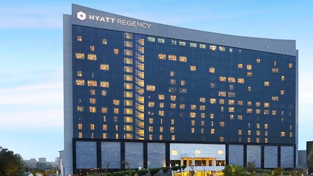 Hyatt Regency now in Gurgaon