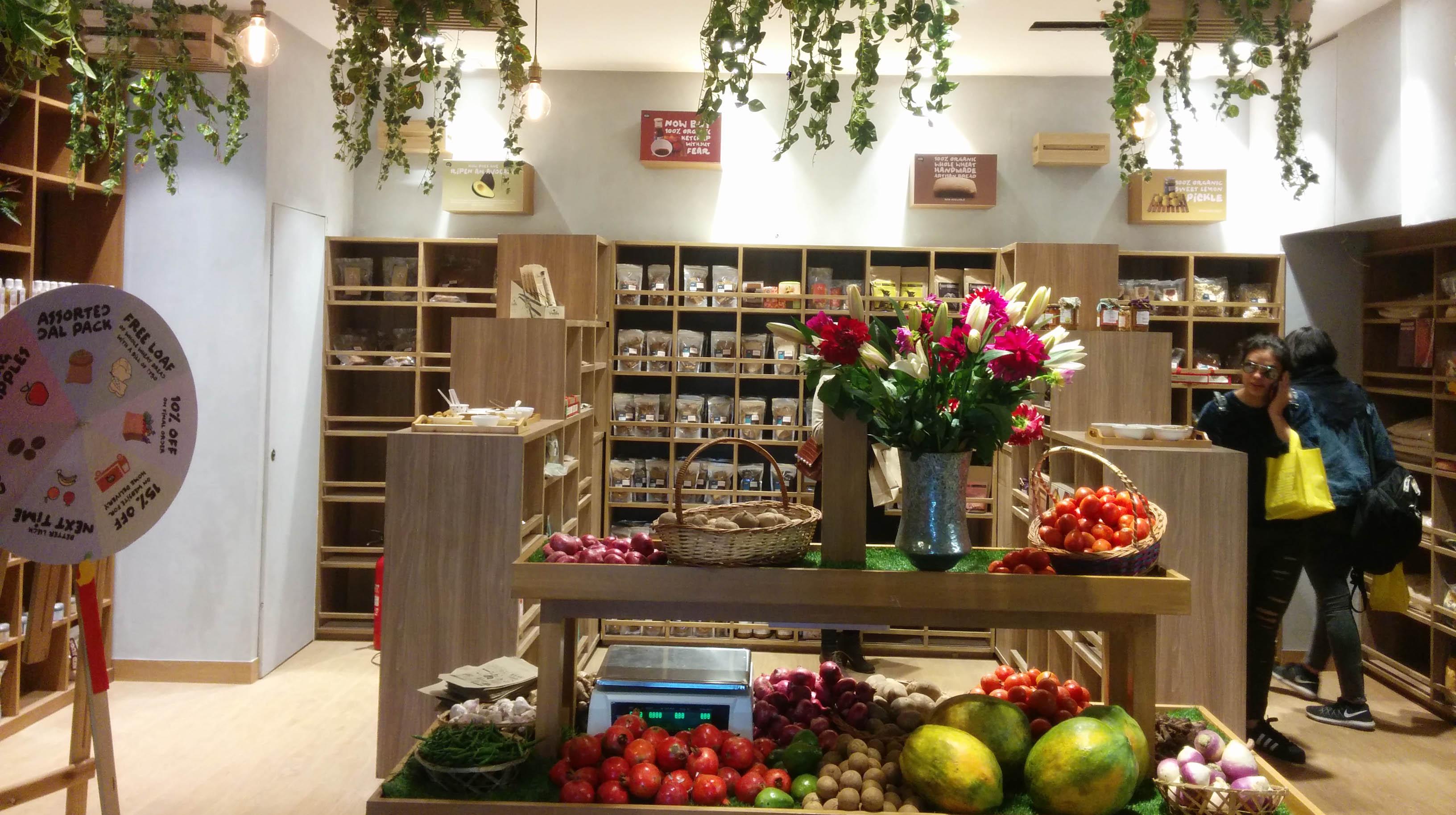 I Say Organic, bridges the gap between farmers and customers