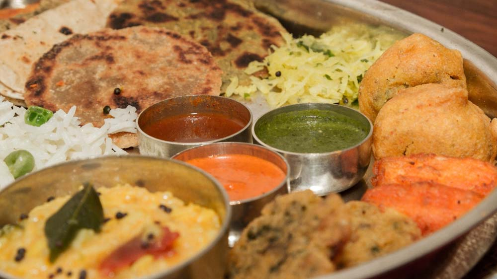 Indian Foods Spices up Korea