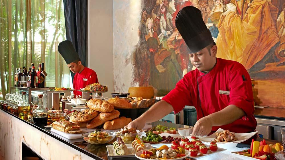 Italian Food Festival at Favola
