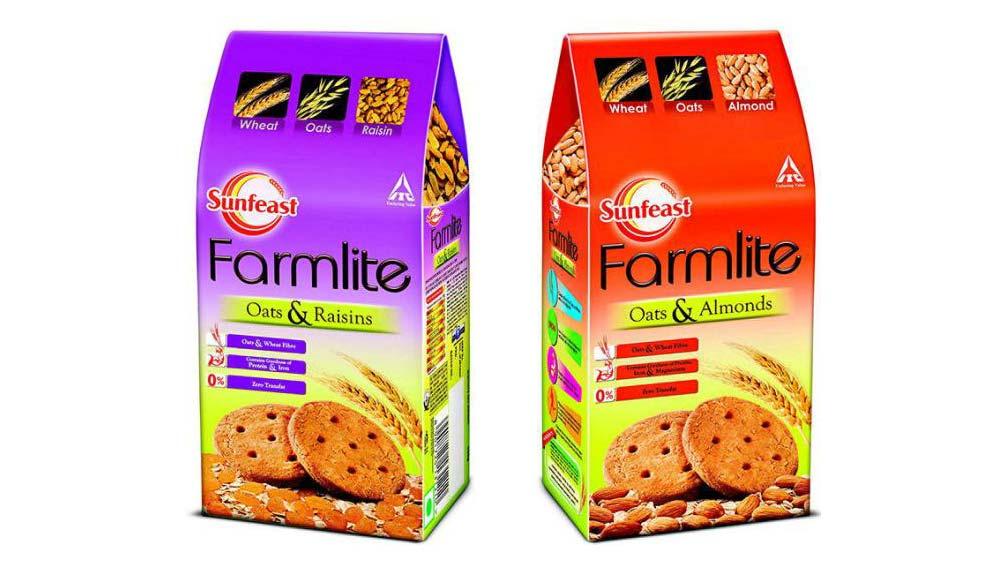 ITC Foods launches Sunfeast Farmlite
