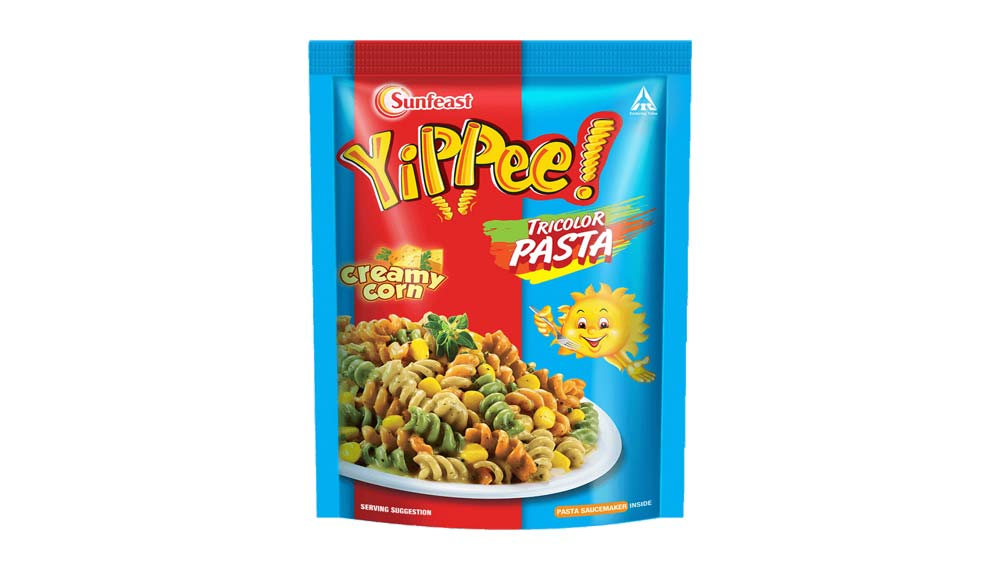 ITC introduces 'Yippee! Tricolor Pasta'