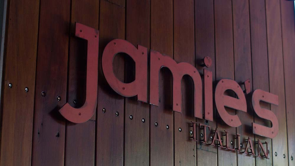 Jamie\'s Italian and Pizzeria to open outlet at Ambience mall