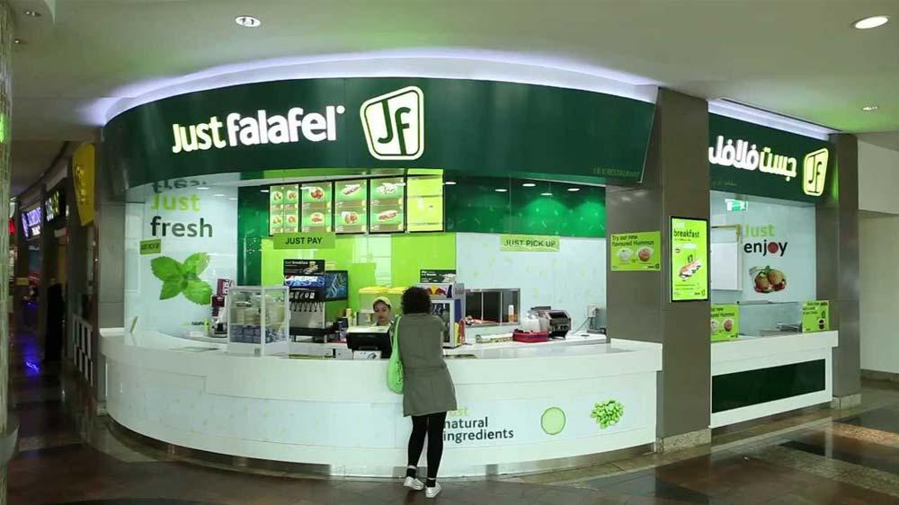 Just Falafel eyeing India debut