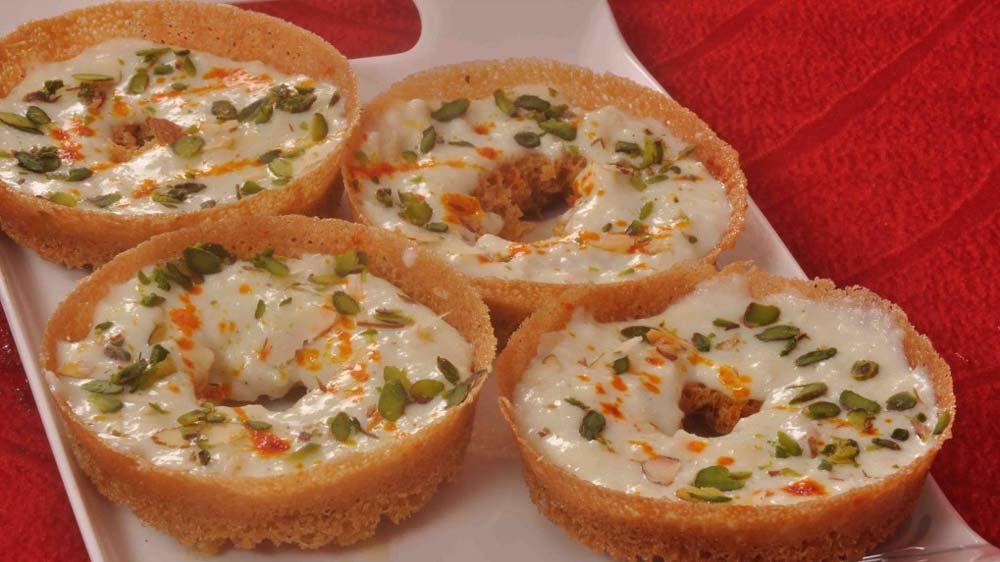 Kesar introduces winter special sweets this season