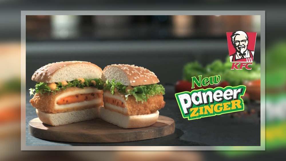 KFC introduces vegetarian menu