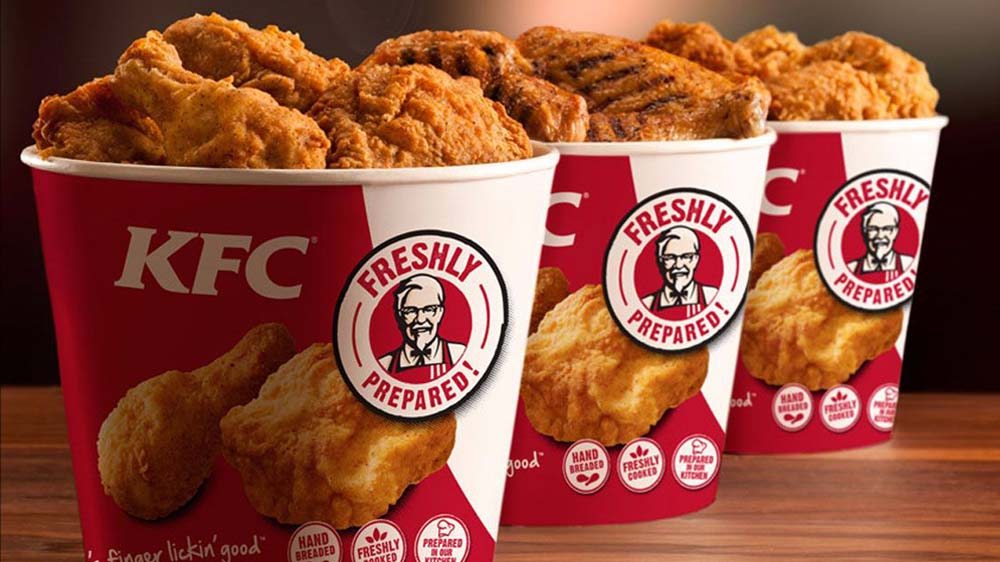 KFC named 'most trusted brand' in India by Brand Trust Report