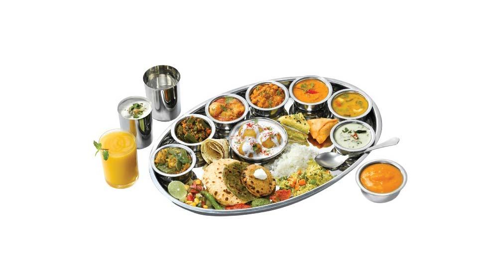 Khandani Rajdhani brings Thali Tuesday
