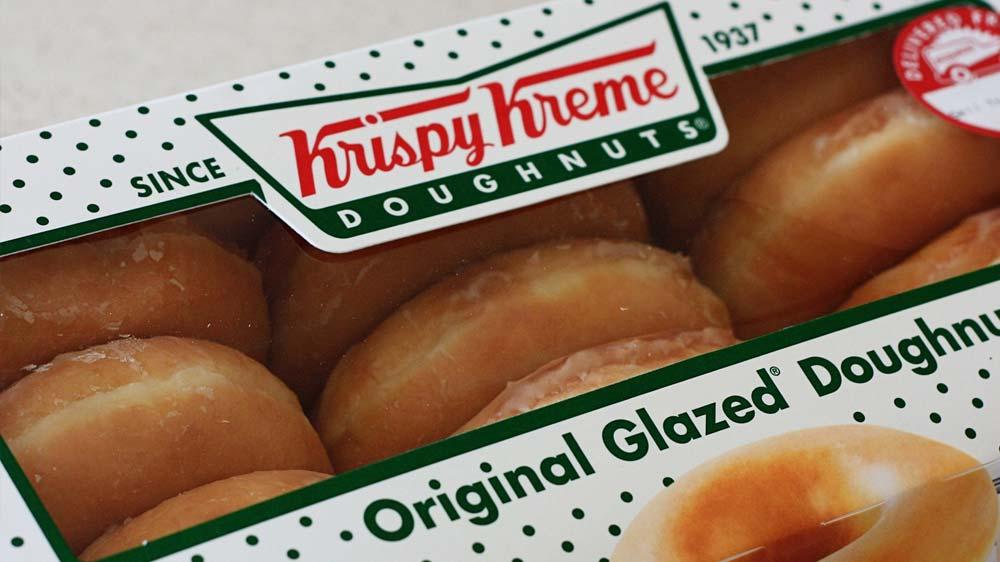 Krispy Kreme to Open in Bangalore