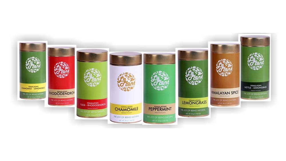 LaPlant introduces rare Himalayan Herbal infusions
