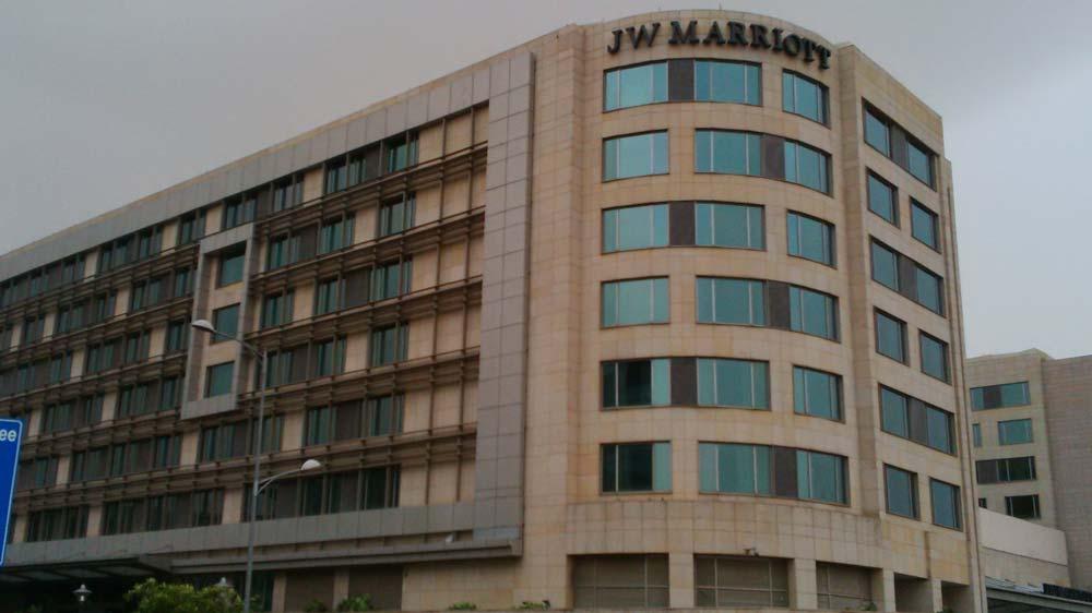 Launch of JW Marriott Aerocity