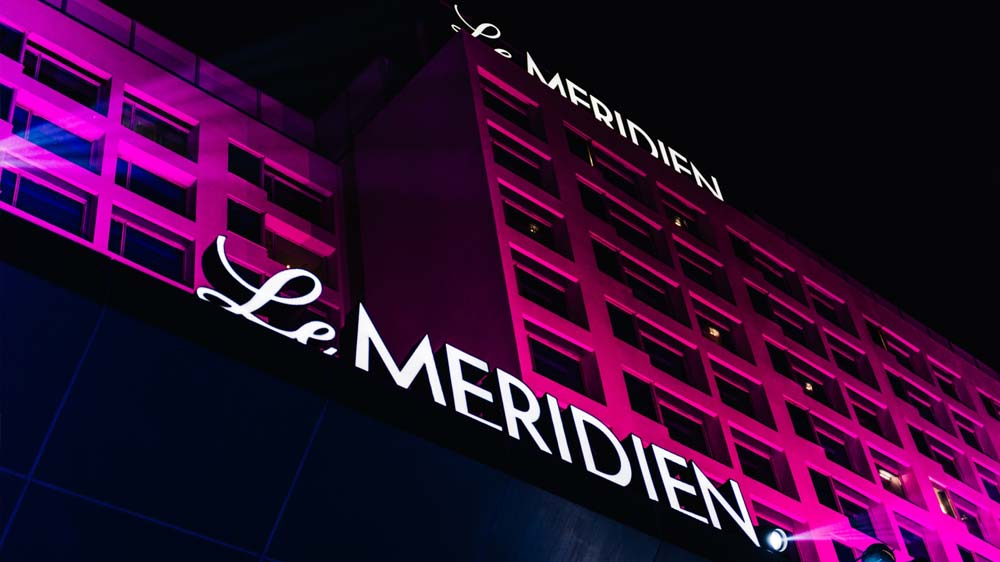 Le Meredien Hosts Event