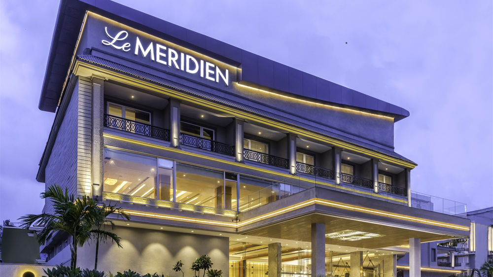 Le Méridien unveils its latest hotel in Goa, Calangute