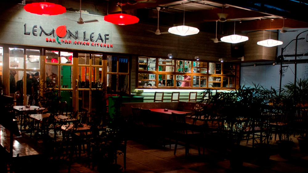 Lemon Leaf stretches its roots in Colaba