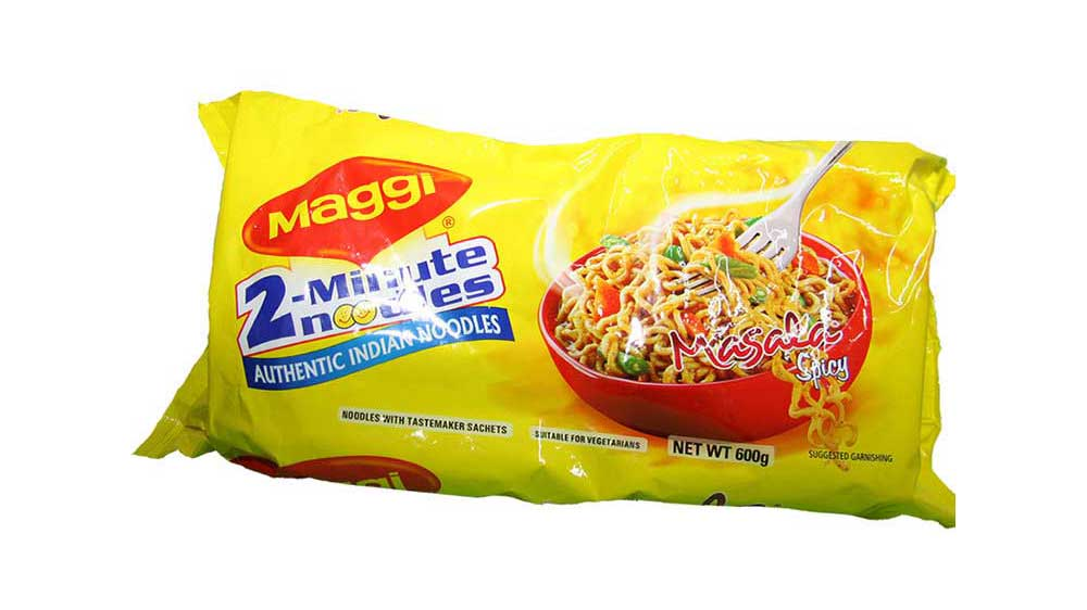 Maggi goes off shelves in India after food scare