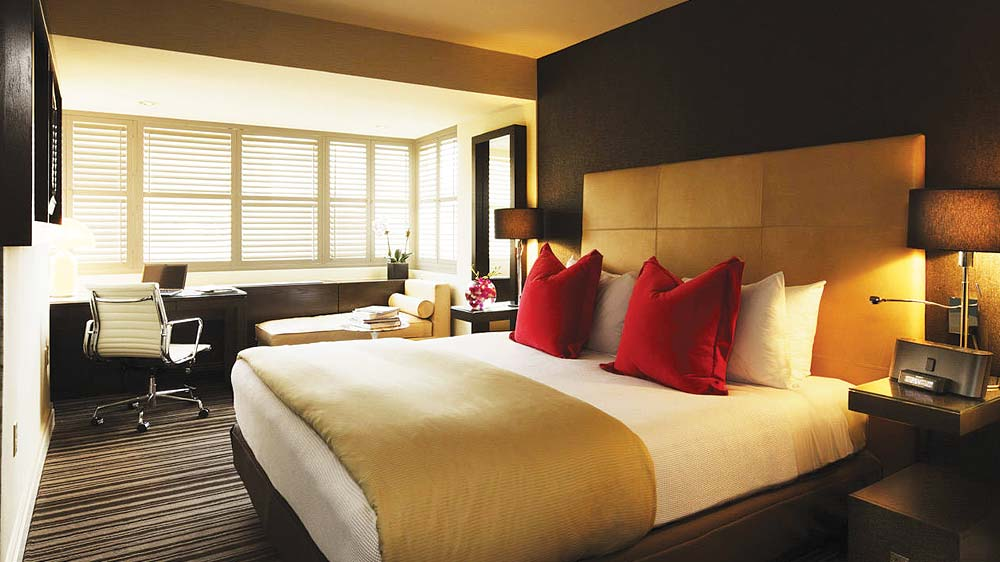 Major hotel chains eye NE
