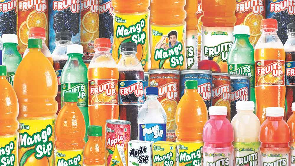 Manpasand Beverages to raise 400cr