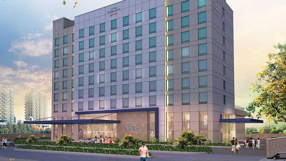 Marriott International eyes 13 Fairfield hotels in India by 2017