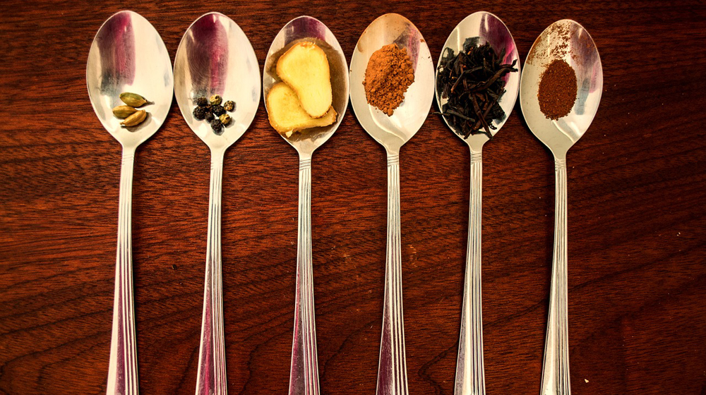 Husband-wife duo deals with spices from around the world