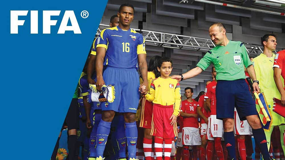 McDonald's partners with FIFA