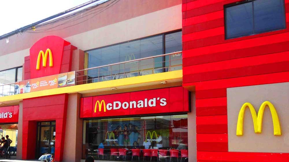 McDonald\'s sales drops by 4.4 per cent in APMEA region