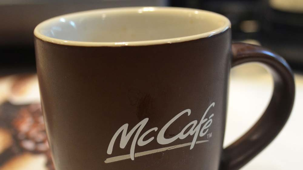 McDonald's to Launch McCafe in India