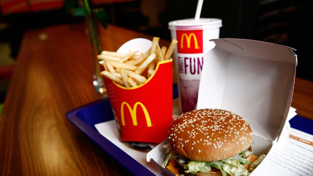 McDonald\'s to start table service in the UK
