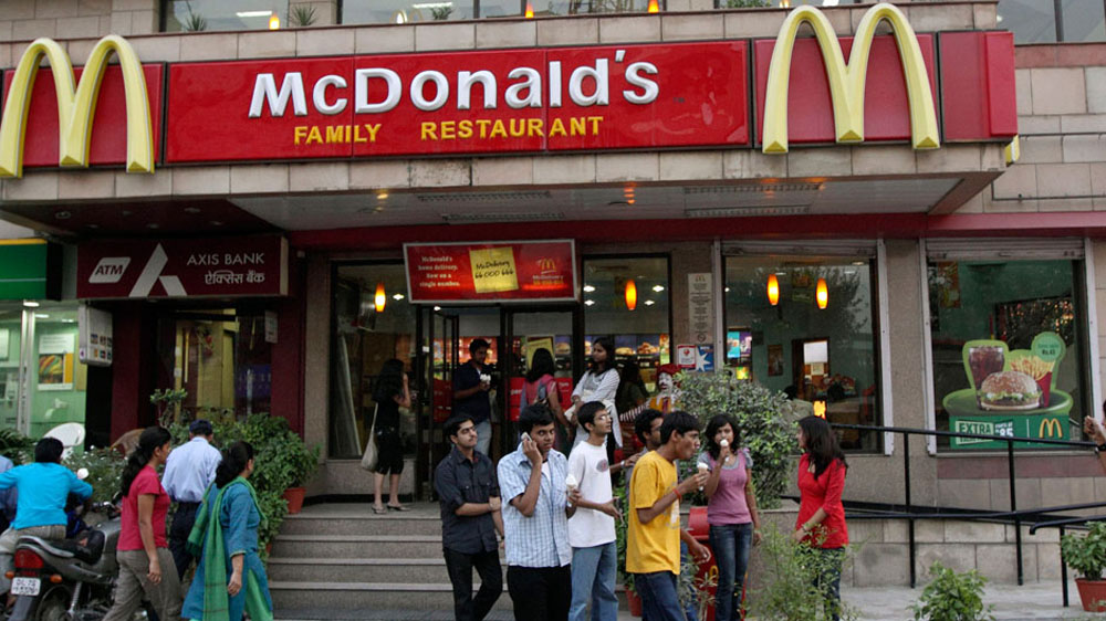 mcdonald's franchise in india But the issue in india is about more than lacertilian legacies  he feels that the  franchise battle facing mcdonald's is unlikely to have a.