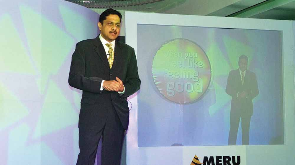 Meru founder debuts F & V Retail