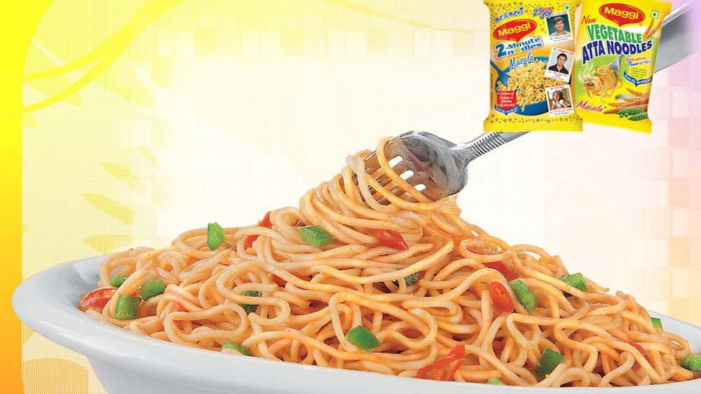 Mizoram Govt sends Maggi noodles to Assam for testing