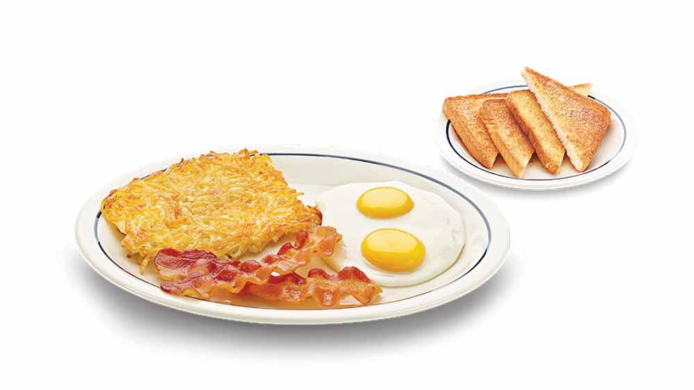Mocha brings Breakfast Combo