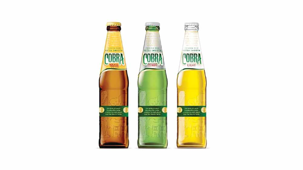 Molson Coors Cobra launches beer
