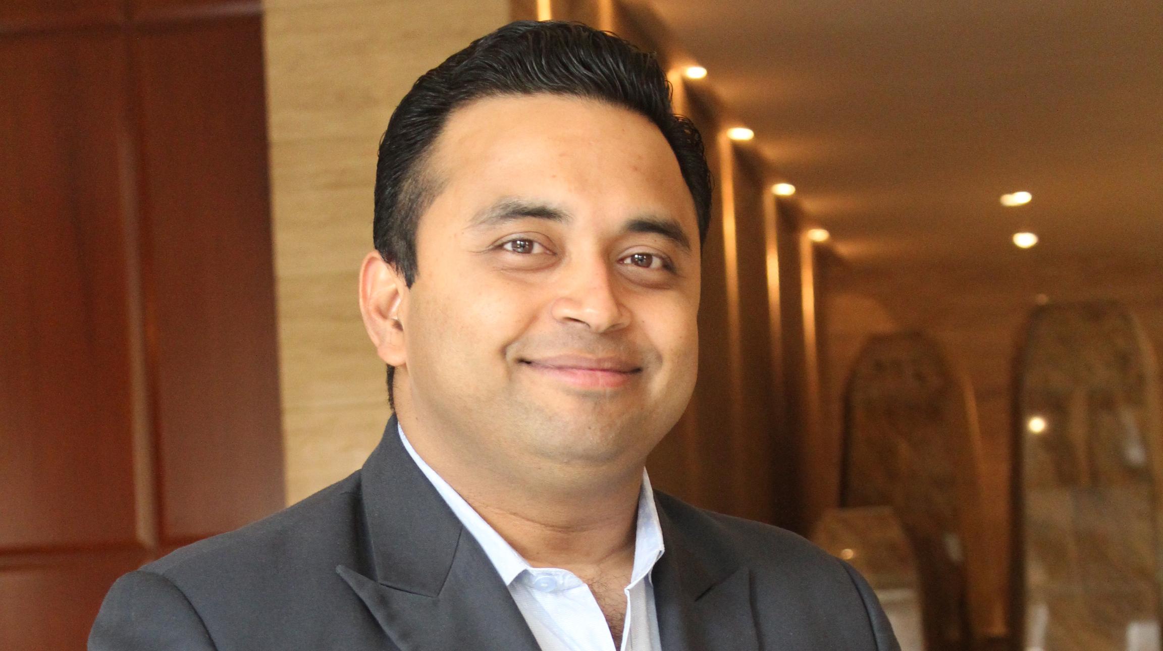 Hyatt Regency Delhi appoints Rohit Srivastava as Director of Food & Beverage