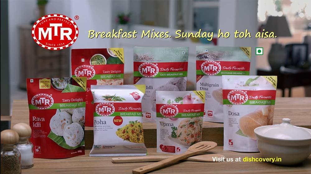 MTR Foods launches Rice Kodubale