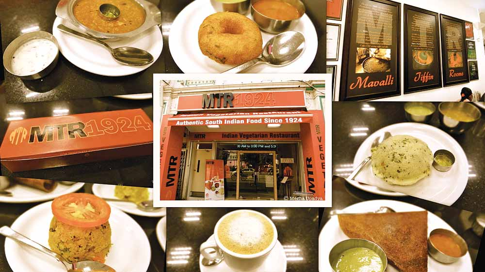 MTR Restaurant eyes California