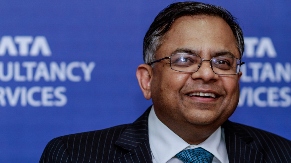 Tata Global Beverages announces N Chandrasekaran as Chairman
