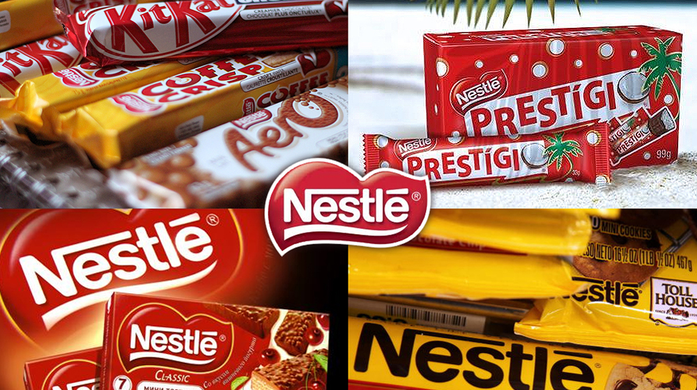 Nestle reports a net profit increase of 6.76% in Q1