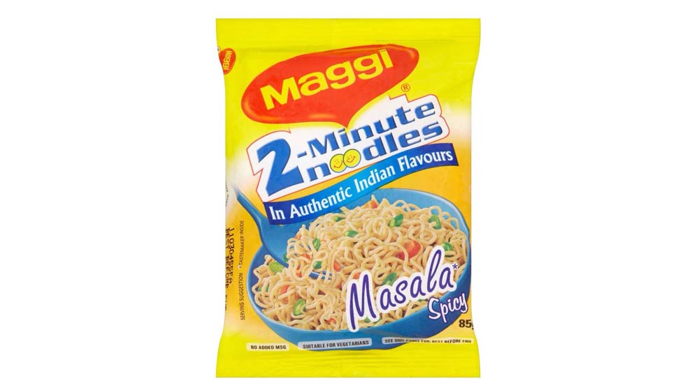 Nestle re-launches Maggi noodles; partners with Snapdeal