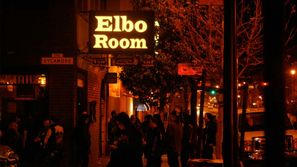 New Menu at Elbo Room