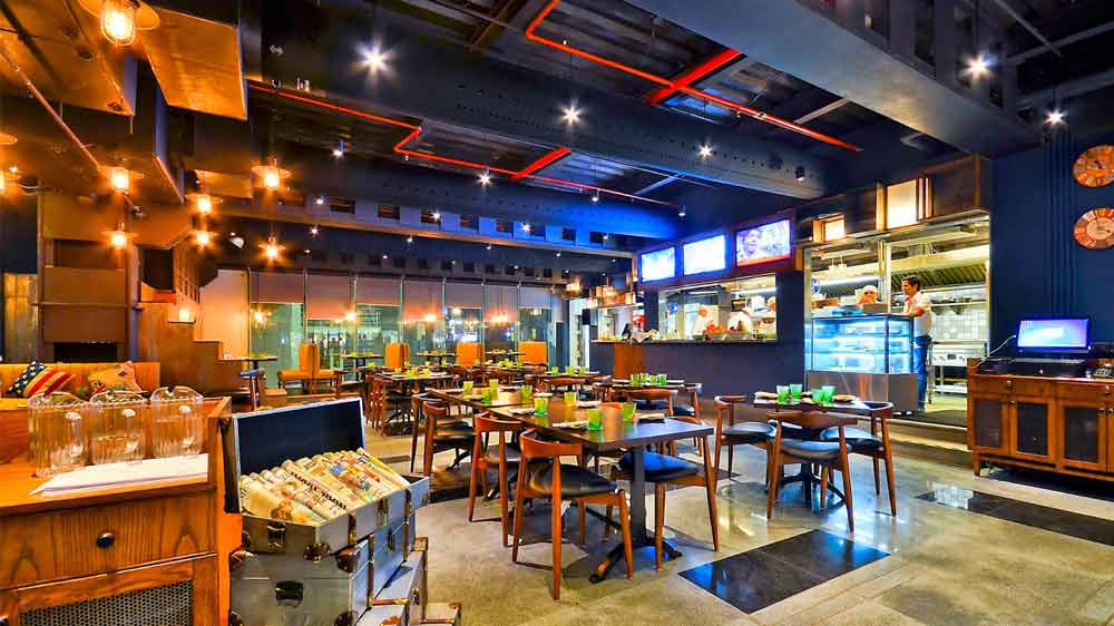 Operated by Lite Bite Foods, Cafe Delhi Heights opens outlet at terminal 1D